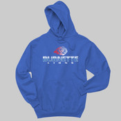 Ombre - 996-X Jerzees 8oz. 50/50 Pullover Hooded Sweatshirt