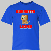 Minecrafter - 990B Anvil Youth Lightweight T-Shirt