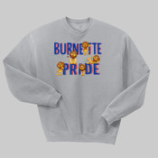 Pride - 562-X Jerzees 8oz. NuBlend® 50/50 Fleece Crew