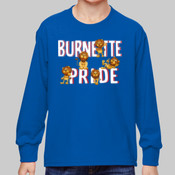 Pride - 4930B Fruit of the Loom Youth 5oz. 100% Heavy Cotton HD™ Long-Sleeve T-Shirt