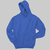 Burnette Lions - 996-X Jerzees 8oz. 50/50 Pullover Hooded Sweatshirt