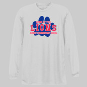 Home Of - NB3165 A4 Youth Long Sleeve Cooling Performance Crew Shirt